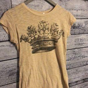 Junk gypsy crown shirt